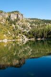 Mountain lagoon Royalty Free Stock Photo