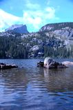 Mountain Lake 1 Stock Photos