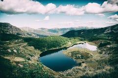 Mountain Lake immagini stock libere da diritti