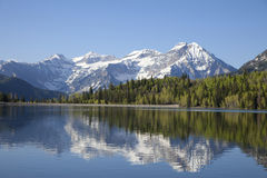 Mountain  Lake Stock Images