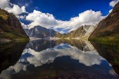Free Mountain Lake Royalty Free Stock Photos - 40597318