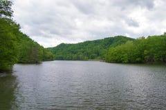 Mountain Lake Stockfotos