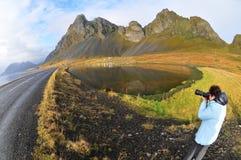 Mountain Lake lizenzfreies stockbild