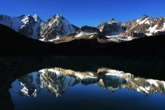 Mountain Lake Royalty-vrije Stock Fotografie