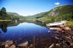 Mountain Lake Royalty-vrije Stock Foto