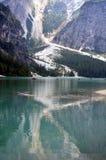 Mountain Lake Stockbild