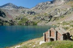 Mountain Lake Fotos de archivo libres de regalías