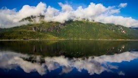 Mountain Lake Fotografía de archivo