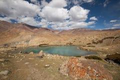 Mountain Lake stockbilder