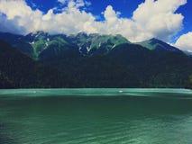 Mountain Lake fotografia stock libera da diritti