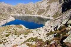 Mountain lake - Aiguestortes Park Royalty Free Stock Photo