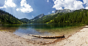 Mountain lake - Austria Stock Image
