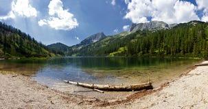 Mountain lake - Austria Stock Image