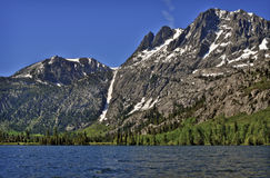 Mountain Lake, California Stock Image