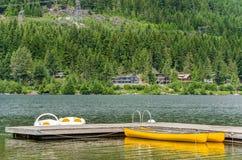 Mountain Lake Royalty Free Stock Image