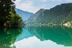 Mountain lake Stock Photography
