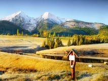 Mountain Lake, High Tatras, Slovakia Royalty Free Stock Photo