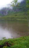 Mountain Lake. Image. Awesome. Photo A Beautiful Closeup Mountain Lake Stock Images