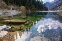 Mountain Lake. Royalty Free Stock Image