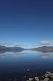 Mountain Lake landscape Royalty Free Stock Photo