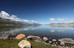 Mountain Lake landscape Stock Images