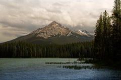 Mountain Lake Landscape Stock Photos