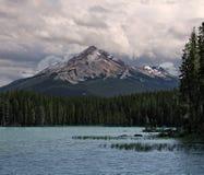 Mountain Lake Landscape Royalty Free Stock Photos
