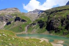 The  mountain lake Royalty Free Stock Photography