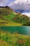 Zenissee, Tirol, Austria Royalty Free Stock Photo