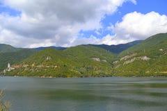Mountain lake Royalty Free Stock Images