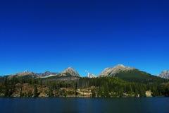 Mountain Lake Stock Images