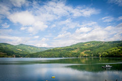 Mountain lake. Stock Photography