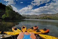The Mountain Lake Royalty Free Stock Image