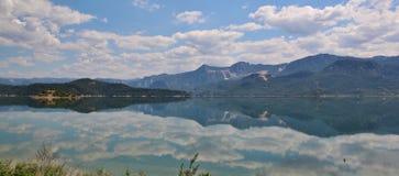mountain lake in Turkey Royalty Free Stock Photography