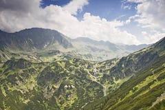Mountain lakes. Royalty Free Stock Photos