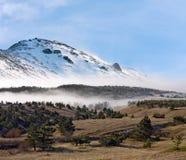 Mountain landsacpe Stock Images