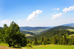 Mountain Landscape. Poland Stock Photos