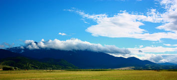 Free Mountain Landscape Stock Image - 17588291
