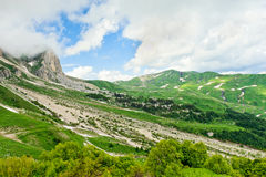 Mountain landscape Stock Images