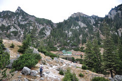 Mountain Landscape 3 Royalty Free Stock Image