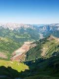 Mountain landscape, Austria Royalty Free Stock Photography
