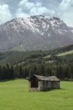 Mountain landscape in Austria Royalty Free Stock Image