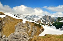 Mountain landscape in Austria. Stock Photography