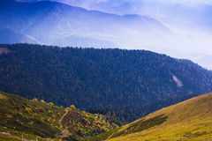 Mountain landscape royalty free stock images