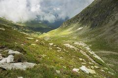 Mountain landscape, beauty of nature Stock Image