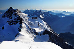 Mountain landscape in Berner Oberland Royalty Free Stock Images