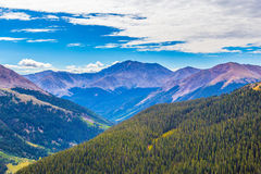 Mountain landscape Stock Photography