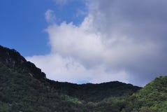 Mountain landscape in Campania, Italy. Stock Image
