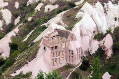 Mountain landscape, Cappadocia, Turkey Stock Photo