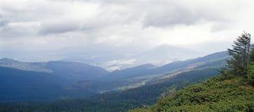 Mountain landscape. Stock Photo
